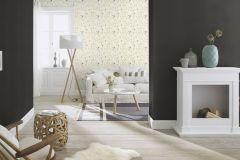 530834 cikkszámú tapéta.Absztrakt,különleges felületű,fehér,fekete,lemosható,illesztés mentes,vlies tapéta