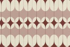 531138 cikkszámú tapéta.Absztrakt,különleges felületű,fehér,pink-rózsaszín,piros-bordó,lemosható,vlies tapéta