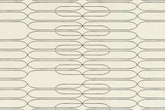 531220 cikkszámú tapéta.Absztrakt,különleges felületű,fehér,fekete,lemosható,vlies tapéta