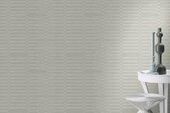 531244 cikkszámú tapéta.Absztrakt,különleges felületű,fehér,szürke,lemosható,vlies tapéta