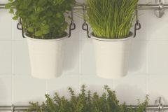 937909 cikkszámú tapéta.3d hatású,fotórealisztikus,konyha-fürdőszobai,kőhatású-kőmintás,különleges motívumos,természeti mintás,fehér,szürke,zöld,lemosható,vlies tapéta