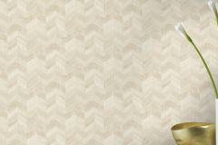834567 cikkszámú tapéta.Absztrakt,különleges felületű,bézs-drapp,lemosható,illesztés mentes,vlies tapéta