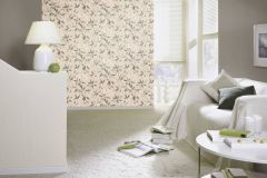 423990 cikkszámú tapéta.Egyszínű,különleges felületű,textilmintás,barna,lemosható,illesztés mentes,vlies tapéta