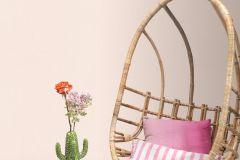 424003 cikkszámú tapéta.Egyszínű,különleges felületű,textilmintás,pink-rózsaszín,lemosható,illesztés mentes,vlies tapéta