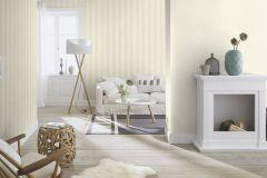 424034 cikkszámú tapéta.Textilmintás,egyszínű,különleges felületű,bézs-drapp,lemosható,illesztés mentes,vlies tapéta