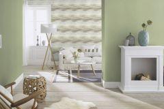 423938 cikkszámú tapéta.Egyszínű,különleges felületű,textilmintás,zöld,lemosható,illesztés mentes,vlies tapéta