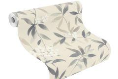 424911 cikkszámú tapéta.Különleges felületű,textilmintás,virágmintás,bézs-drapp,fehér,pink-rózsaszín,szürke,lemosható,vlies tapéta