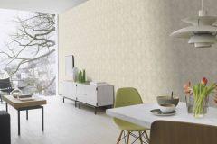 425536 cikkszámú tapéta.Absztrakt,különleges felületű,textilmintás,barna,bézs-drapp,lemosható,vlies tapéta