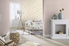 424065 cikkszámú tapéta.Egyszínű,különleges felületű,textilmintás,pink-rózsaszín,lemosható,illesztés mentes,vlies tapéta