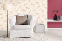 423952 cikkszámú tapéta.Egyszínű,különleges felületű,textilmintás,pink-rózsaszín,lemosható,illesztés mentes,vlies tapéta