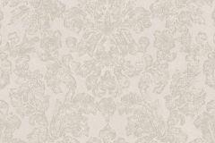 441420 cikkszámú tapéta.Barokk-klasszikus,barna,szürke,lemosható,vlies tapéta