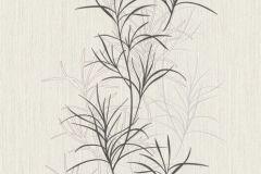 536027 cikkszámú tapéta.Dekor,természeti mintás,fehér,fekete,lemosható,illesztés mentes,vlies tapéta