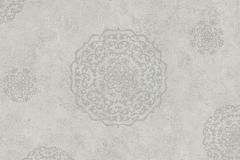 540543 cikkszámú tapéta.Marokkói ,szürke,lemosható,vlies tapéta