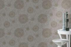 540567 cikkszámú tapéta.Marokkói ,barna,bézs-drapp,lemosható,vlies tapéta
