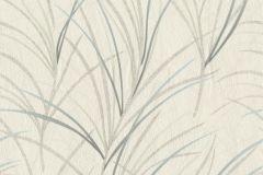540659 cikkszámú tapéta.Természeti mintás,ezüst,fehér,kék,lemosható,vlies tapéta