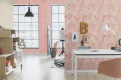 540857 cikkszámú tapéta.Egyszínű,lila,pink-rózsaszín,lemosható,illesztés mentes,vlies tapéta