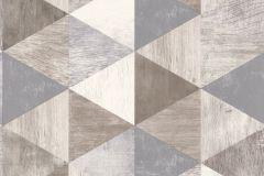 213508 cikkszámú tapéta.Absztrakt,fa hatású-fa mintás,barna,fehér,kék,szürke,gyengén mosható,papír tapéta