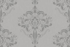 214802 cikkszámú tapéta.Barokk-klasszikus,szürke,gyengén mosható,papír tapéta