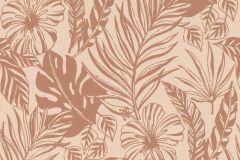 215519 cikkszámú tapéta.Természeti mintás,virágmintás,pink-rózsaszín,gyengén mosható,papír tapéta