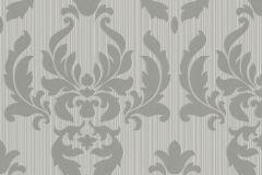 433029 cikkszámú tapéta.Barokk-klasszikus,szürke,lemosható,vlies tapéta