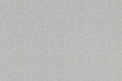 523348 cikkszámú tapéta.Csillámos,egyszínű,különleges felületű,különleges motívumos,rajzolt,retro,gyöngyház,szürke,lemosható,vlies tapéta