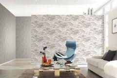625547 cikkszámú tapéta.Kőhatású-kőmintás,különleges felületű,barna,bézs-drapp,vajszín,lemosható,vlies tapéta