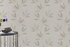 808704 cikkszámú tapéta.Dekor,különleges felületű,természeti mintás,virágmintás,barna,bézs-drapp,lemosható,illesztés mentes,vlies tapéta
