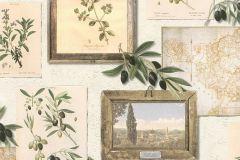 307207 cikkszámú tapéta.3d hatású,fa hatású-fa mintás,kockás,konyha-fürdőszobai,különleges felületű,különleges motívumos,rajzolt,retro,tájkép,természeti mintás,barna,bézs-drapp,fehér,fekete,narancs-terrakotta,sárga,vajszín,zöld,lemosható,illesztés mentes,papír tapéta
