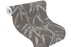 402049 cikkszámú tapéta.Különleges felületű,természeti mintás,barna,szürke,lemosható,vlies tapéta