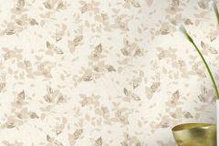 402506 cikkszámú tapéta.Csillámos,különleges felületű,virágmintás,arany,bézs-drapp,ezüst,fehér,lemosható,vlies tapéta
