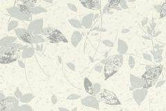402520 cikkszámú tapéta.Csillámos,különleges felületű,virágmintás,ezüst,fehér,szürke,lemosható,vlies tapéta
