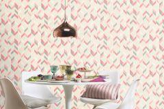 402827 cikkszámú tapéta.Absztrakt,csillámos,különleges felületű,bézs-drapp,ezüst,fehér,pink-rózsaszín,lemosható,vlies tapéta