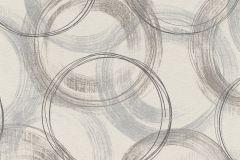 467758 cikkszámú tapéta.Absztrakt,geometriai mintás,különleges felületű,rajzolt,retro,szürke,lemosható,vlies tapéta