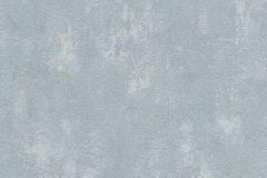 609097 cikkszámú tapéta.Egyszínű,különleges felületű,ezüst,kék,szürke,lemosható,illesztés mentes,vlies tapéta
