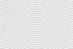 162806 cikkszámú tapéta.Csíkos,különleges motívumos,fehér,szürke,vlies tapéta