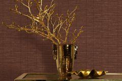 AL5705 cikkszámú tapéta.Absztrakt,különleges felületű,arany,piros-bordó,gyengén mosható,vlies tapéta