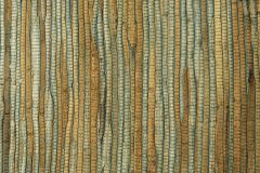 MA019 cikkszámú tapéta.Dekor,különleges felületű,különleges motívumos,barna,zöld,gyengén mosható,illesztés mentes,vlies tapéta