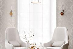 MA3601 cikkszámú tapéta.Barokk-klasszikus,különleges felületű,metál-fényes,gyöngyház,vajszín,gyengén mosható,vlies tapéta