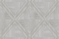 RE4102 cikkszámú tapéta.Absztrakt,geometriai mintás,különleges felületű,arany,ezüst,szürke,gyengén mosható,vlies tapéta