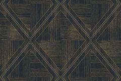 RE4104 cikkszámú tapéta.Absztrakt,geometriai mintás,különleges felületű,arany,ezüst,fekete,gyengén mosható,vlies tapéta