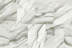 VA4702 cikkszámú tapéta.Konyha-fürdőszobai,kőhatású-kőmintás,különleges felületű,különleges motívumos,arany,fehér,szürke,gyengén mosható,vlies tapéta