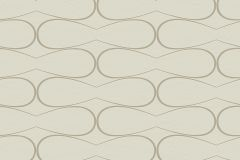 WA2501 cikkszámú tapéta.Absztrakt,geometriai mintás,különleges felületű,arany,bézs-drapp,gyengén mosható,vlies tapéta