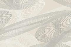 ZA1101 cikkszámú tapéta.Absztrakt,különleges felületű,bézs-drapp,fehér,gyengén mosható,vlies tapéta