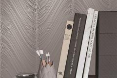 ZA1603 cikkszámú tapéta.3d hatású,absztrakt,különleges felületű,ezüst,szürke,gyengén mosható,vlies tapéta