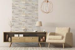 L32817 cikkszámú tapéta.Absztrakt,kőhatású-kőmintás,különleges felületű,bézs-drapp,fehér,kék,narancs-terrakotta,sárga,szürke,lemosható,illesztés mentes,vlies tapéta