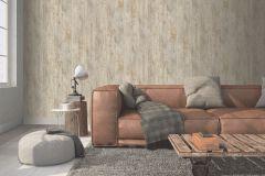 L68308 cikkszámú tapéta.Fa hatású-fa mintás,különleges felületű,barna,lemosható,illesztés mentes,vlies tapéta