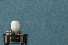 L75311 cikkszámú tapéta.Egyszínű,különleges felületű,kék,lemosható,illesztés mentes,vlies tapéta