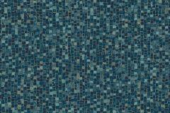 L78401 cikkszámú tapéta.Absztrakt,kőhatású-kőmintás,különleges felületű,arany,kék,lemosható,vlies tapéta
