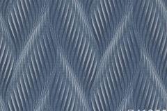 Z41255 cikkszámú tapéta.3d hatású,különleges felületű,ezüst,kék,súrolható,vlies tapéta