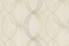 Z44515 cikkszámú tapéta.Absztrakt,csillámos,különleges felületű,bézs-drapp,ezüst,fehér,súrolható,vlies tapéta